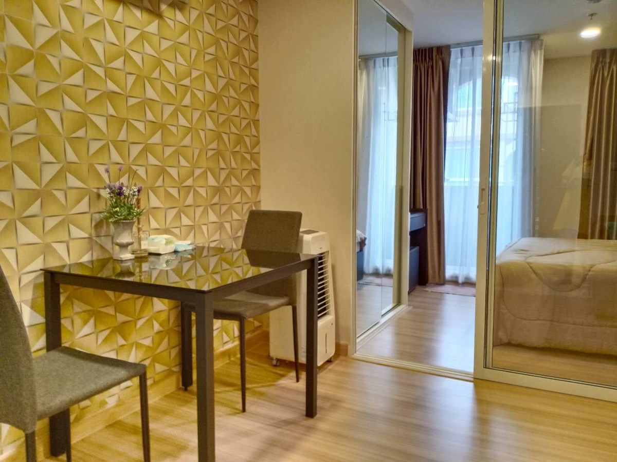 New room rental Condo Chateau In Town Rama 8